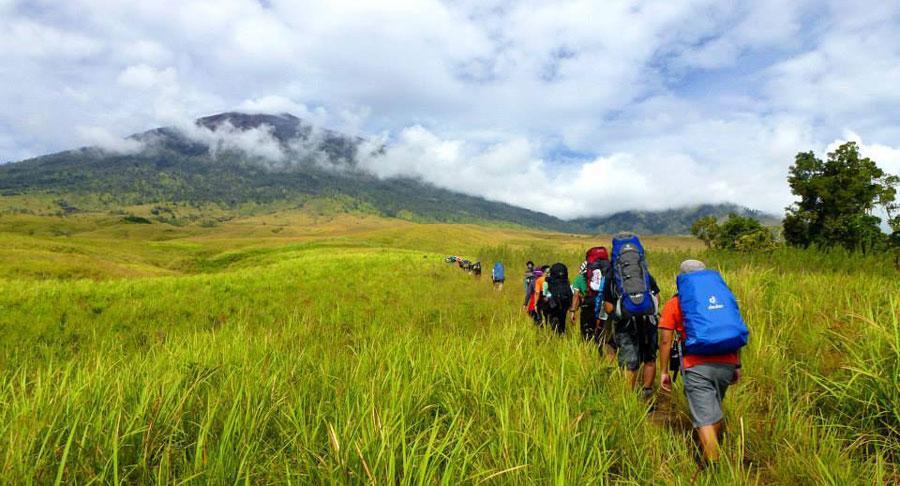 Organized treks and excursions at Tropik Lombok