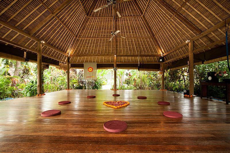 Yoga Class at Tropik Lombok