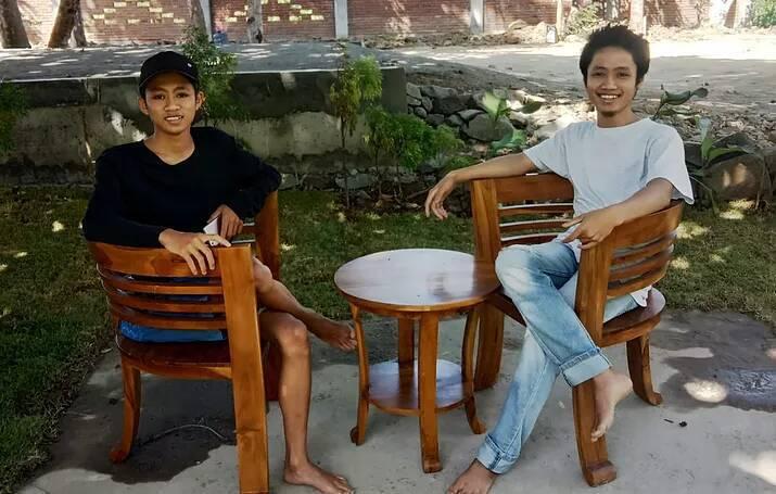 Tropik Lombok Team - Juhaidil & Tarmizi