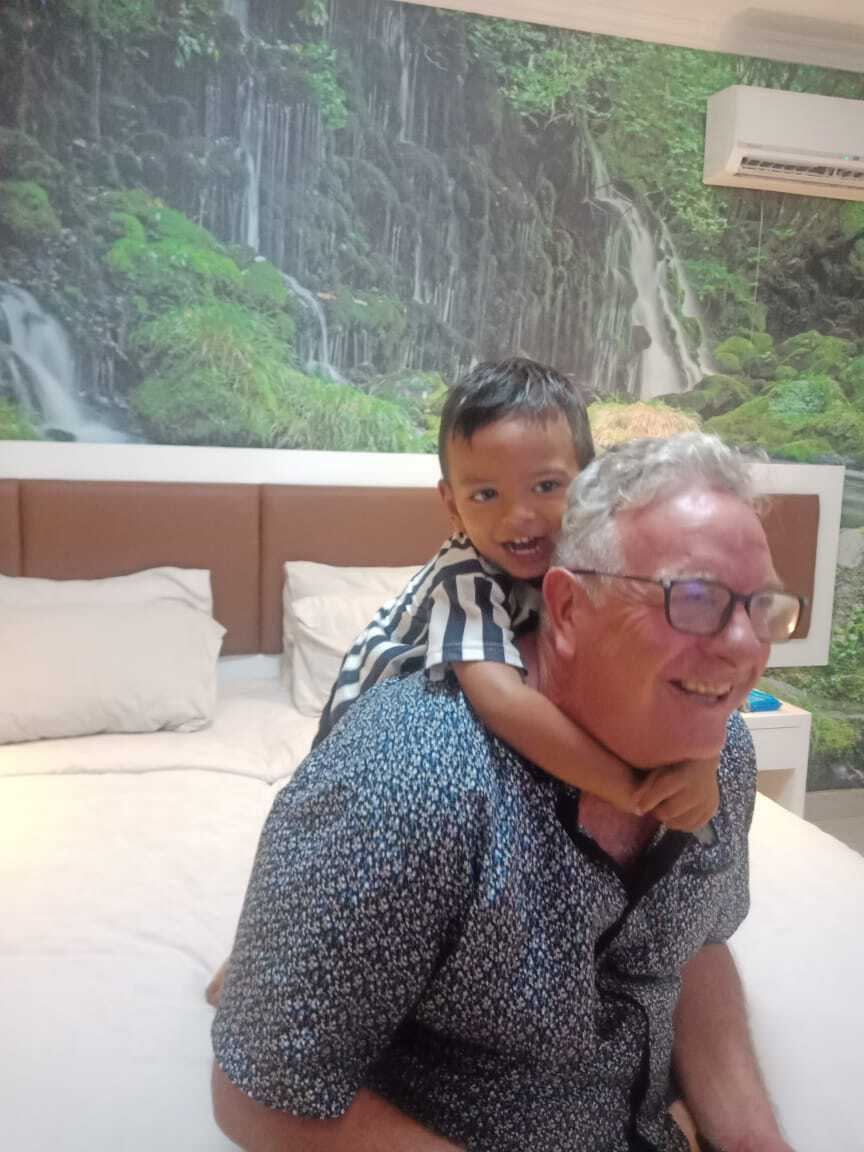 Tropik Lombok Team - Michael Martin